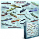 World War 2 Warships 1000 piece jigsaw puzzle   (pz)